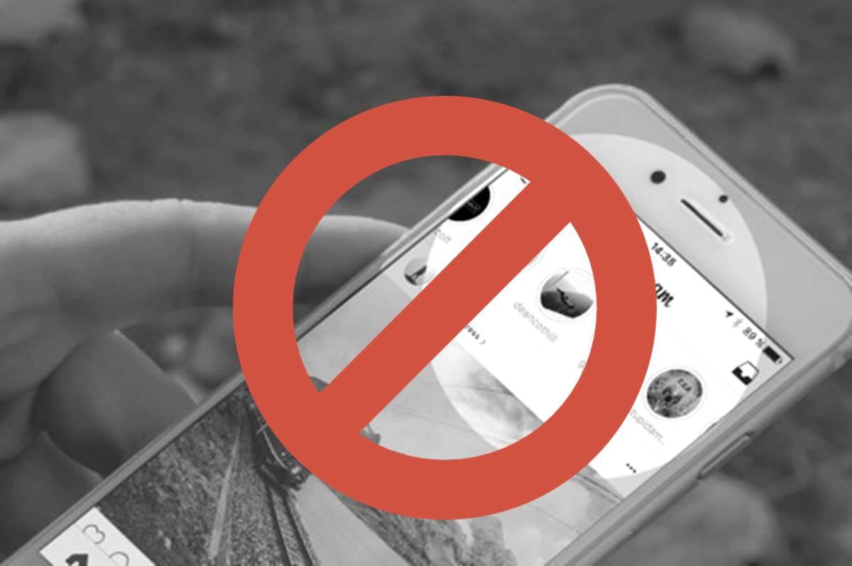 Como remover a ação bloqueada no Instagram (3 dicas).