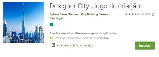 8 jogos para construir cidades no Android