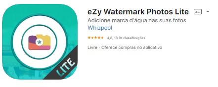Marca d'água em fotos: Criar pelo iPhone, Android ou Online [2020]