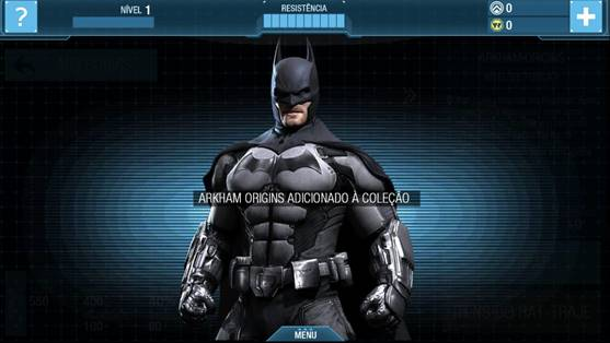 Batman Arkham Origins (móvel) [Download em 2020]