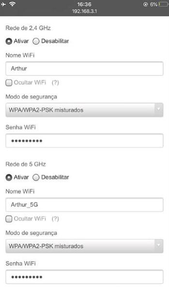Como mudar a senha do wifi pelo celular [em 3 passos]