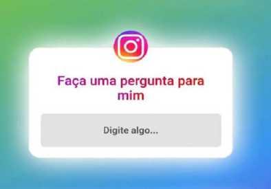 Perguntas para Instagram Stories