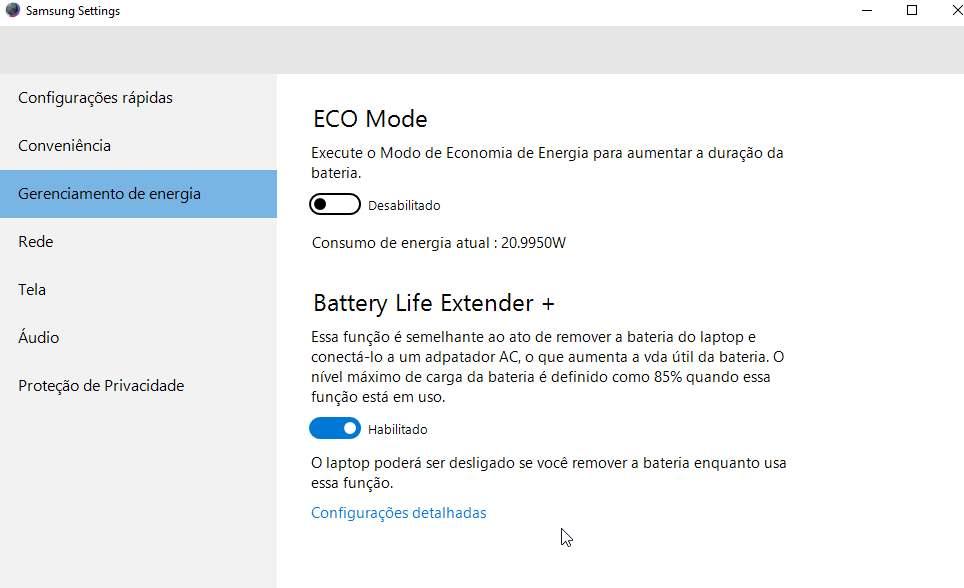 Samsung Settings Download para Samsung Expert