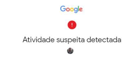 Atividade suspeita detectada na conta do Google [6 dicas para resolver]