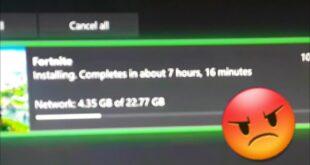 Download lento no Xbox [10 dicas para entender e resolver]
