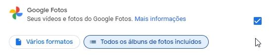 Como baixar todas as fotos do Google Fotos [Método 2021]