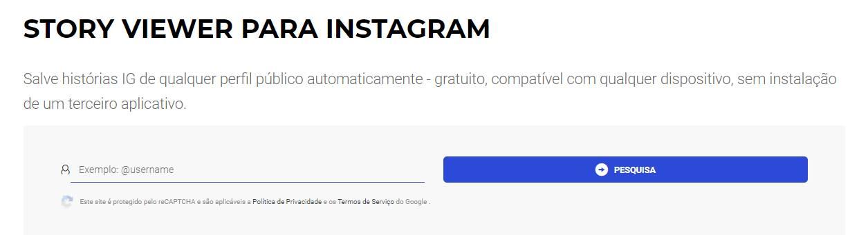 5 sites de como ver Stories no Instagram anonimamente